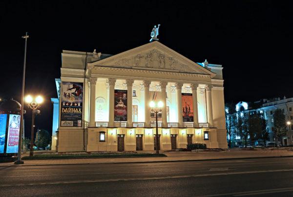 Театр оперы и балета, Казань