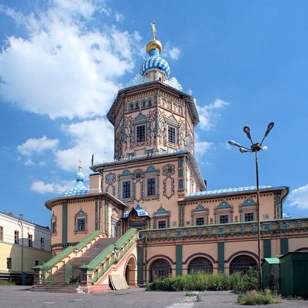 Петропавловский собор в Казани