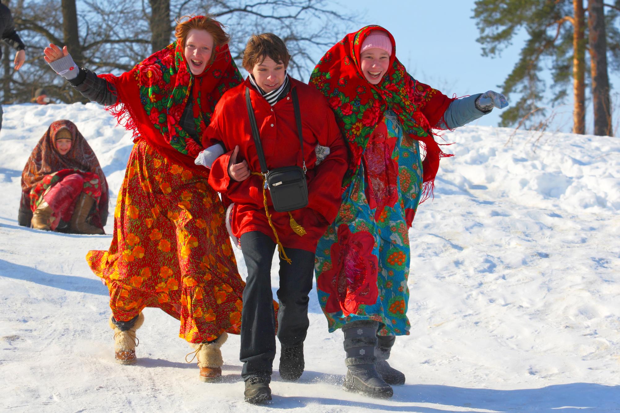 Широкая Масленица в Казани